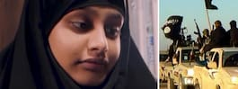 IS-kvinnan Shamima:  Jag blir diskriminerad