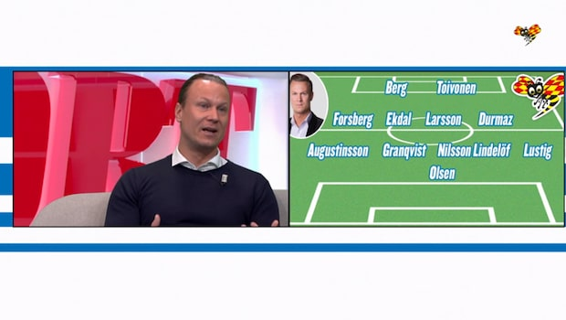 """Kristoffersson om VM-kvalhjälten: """"Helt kört att komma med"""""""