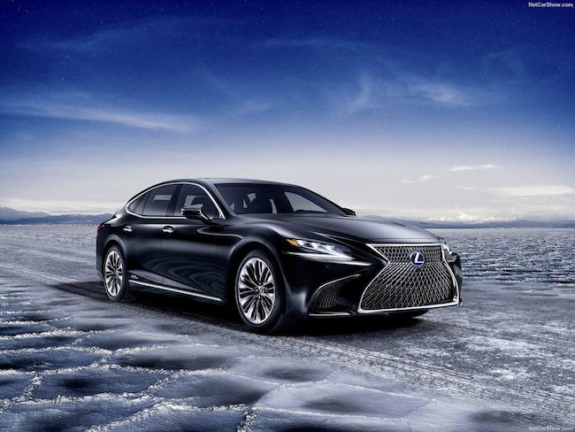 Högst betyg får det japanska märket Lexus.