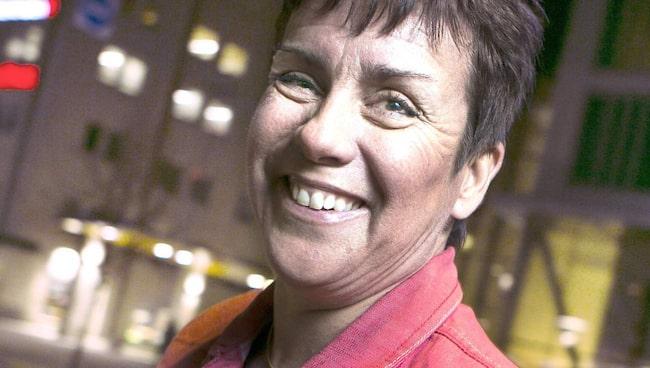 """<span>Camilla Lebert Hirvi är nominerad till """"Sveriges modigaste kvinnor"""".</span>"""