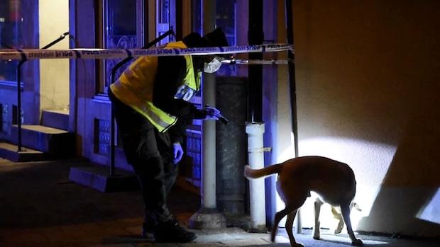 """En död efter skottlossning: """"Genomfört dörrknackning"""""""
