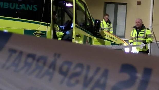 Tonårspojke skadad efter skottlossning – två gripna