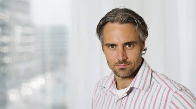 Anders Wallensten, epidemolog, Folkhälsomyndigheten. Foto: Folkhälsomyndigheten