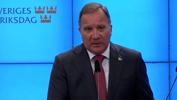 Stefan Löfven öppnar för ny folkräkning