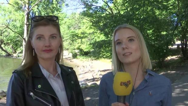 Stockholmarnas reaktioner efter förlusten mot Tyskland