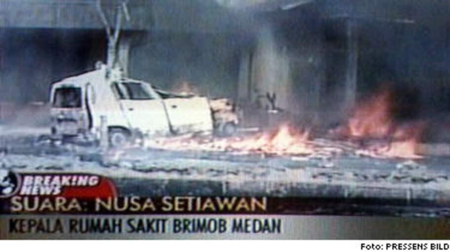 Nara 150 dog i flygkrasch i indonesien