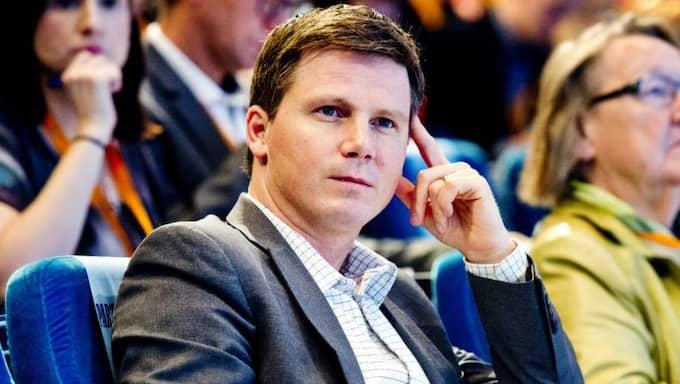 """""""I grunden är Sverigedemokraterna ett enfrågeparti som ogillar invandrare"""", säger Ullenhag. Foto: Jens L'Estrade"""