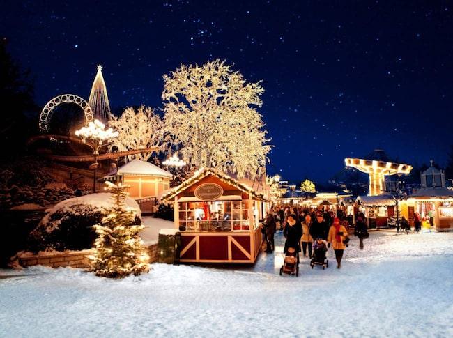 <span>Julmarknader är mysiga och ofta stämningsfulla. Här har vi samlat våra bästa tips på var du kan besöka en julmarknad. Som exempelvis här på Liseberg!<br></span>