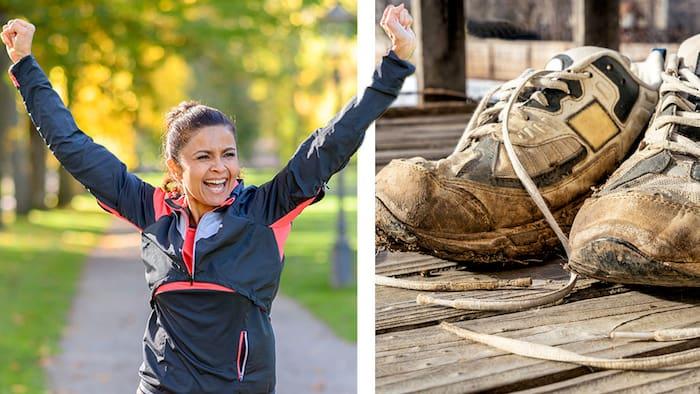 Så får du löparskorna att hålla längre: Tvätt & | Hälsoliv