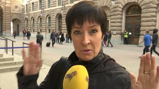 Mona Sahlin har ny skuld hos Kronofogden