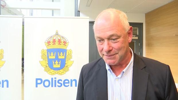 """""""Vi har ett bra samarbete med den danska polisen"""""""