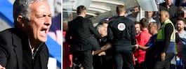 Mourinho klarar sig –men  motståndaren kan straffas