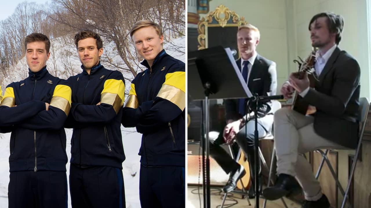 Oskar Svensson Hyllas Efter Brollopsvideon Tarar I Ogat