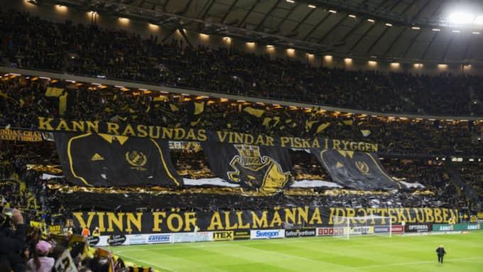 AIK och Hammarby kommer att mötas på Friends arena den 15 mars. Foto: Nils Petter Nilsson/Ombrello