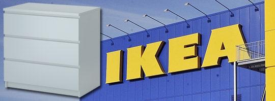 IKEAs uppmaning - efter två dödsfall