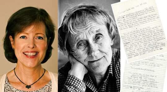 Gav svar. Sara Schwardt skickade sitt första brev till Astrid Lindgren som tolvåring. Under bokmässan publiceras boken där läsaren får följa med under den 30 år långa brevväxlingen.