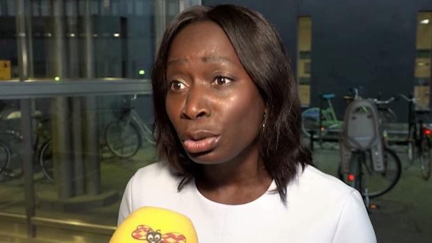 Monica Brohede Tellström reserverade sig mot valet av Nyamko Sabuni