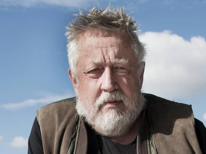 Leif GW Persson tror att han kan få ett historiskt skadestånd på mellan 15 och 20 miljoner kronor. Foto: Olle Sporrong