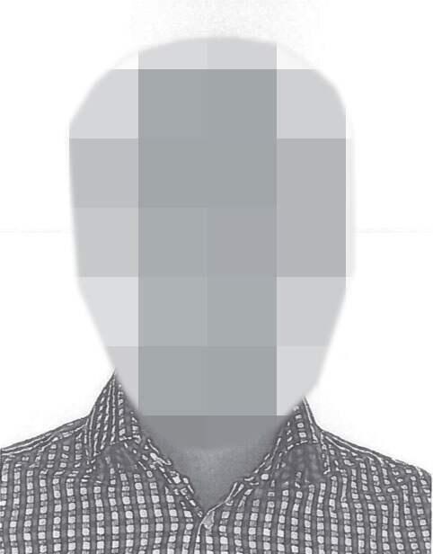 23-åring åtalas för grov misshandel i samförstånd med de andra männen från Borlänge. Han åtalas också för olaga hot efter ett samtal till den 23-årige mannen från Falun där han hotade att bland annat bränna upp hans hus. I misstankarna ingår att han ska ha slagit 23-åringen i huvudet med en hammare. Foto: Polisen