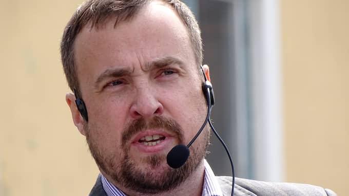 Magnus Olsson (SD), oppositionsråd i Malmö. Foto: PONTUS ANDERSSON