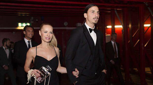 Så lever Zlatan och Helena i Stockholm