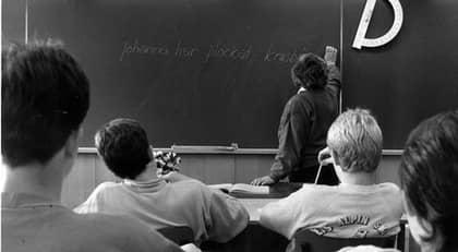 En kvalificerad lärarutbildning med tuffa kunskapskrav är den enskilt viktigaste åtgärden för en bättre skola. Foto: Jan Wiridén