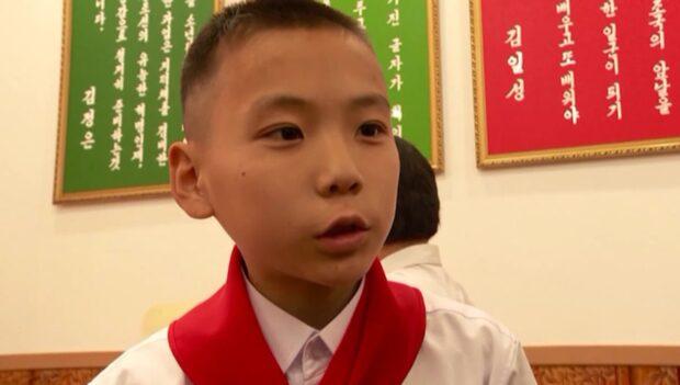 Så är det att vara barn i Nordkorea