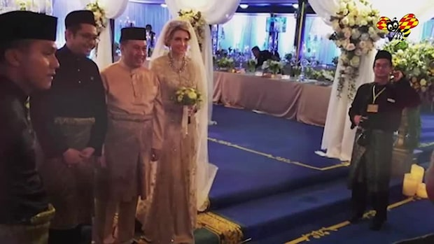 Bröllopslyckan – nu har Louise, 32, fått sin prins