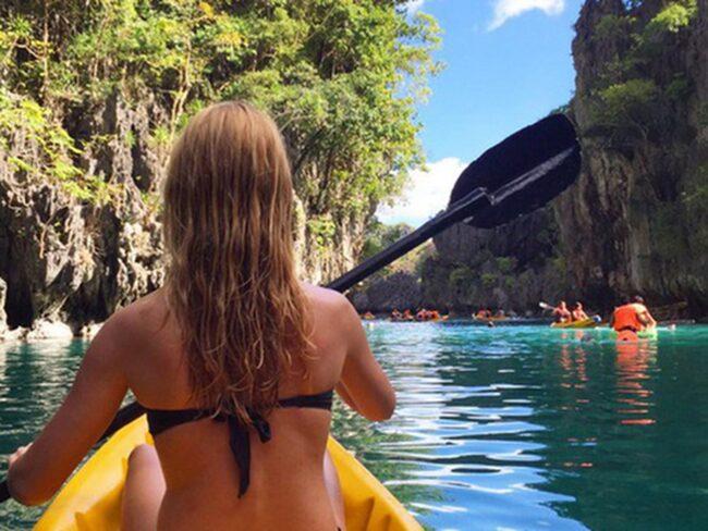 <span>Ladies Abroad är mot och dotter som skriver om dina resor ihop och var för sig.</span>