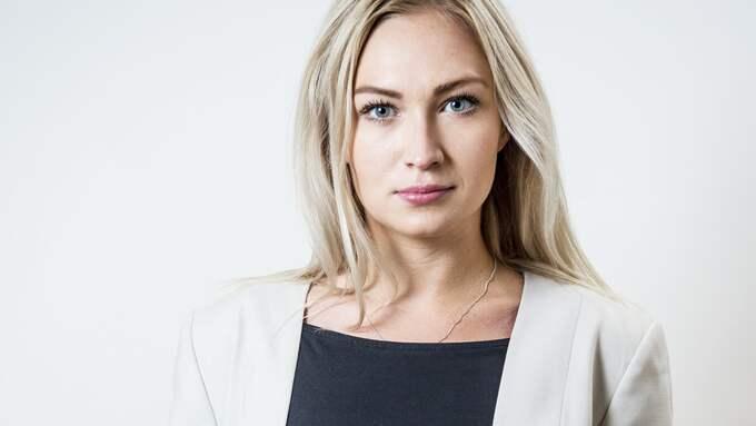 Kvällspostens Nellie Erberth om en mörk samtid som behöver strimmor av ljus. Foto: CHRISTIAN ÖRNBERG