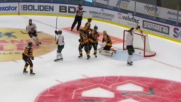 Höjdpunkter: Skellefteå-Örebro