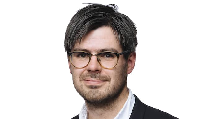 Joel Halldorf. Foto: MIKAEL SJÖBERG