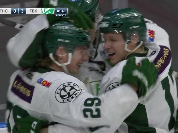 Highlights: Frölunda-Färjestad 0-3