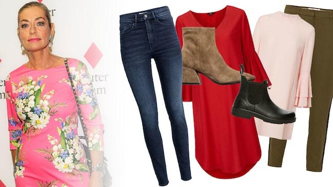 Stilexperten Camilla Thulin tipsar om sina bästa knep för att åldras med stil.