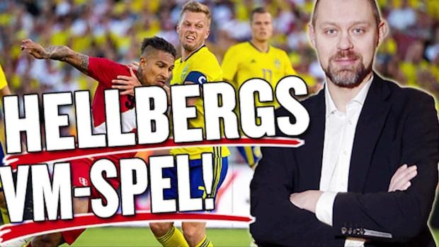 VM-spelet med Eskil Hellberg – 24 juni