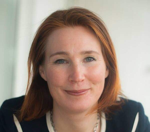Lisa Månsson brinner för klimatsmarta lösningar. Foto: Reynaldo Mendoza