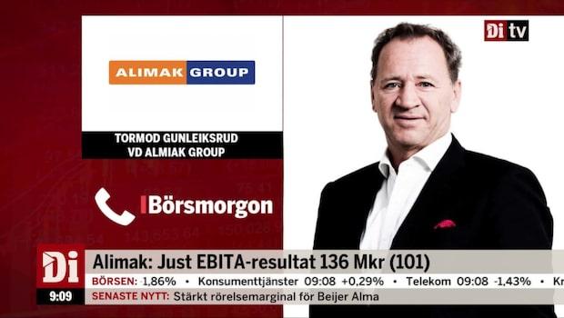 Högre vinst för hissbolaget Alimak