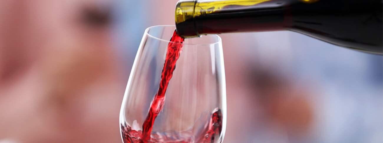 Vin är där vi samlar alla våra vinspecifika sidor