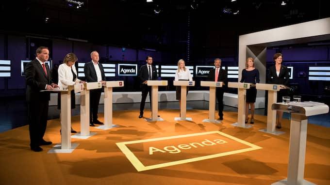 Undersökningen visar att två av tio väljare anser att politikerna svarar ganska ofta på frågorna som de får – men bara en av hundra att politikerna svarar mycket ofta på dem. Foto: ANN JONASSON