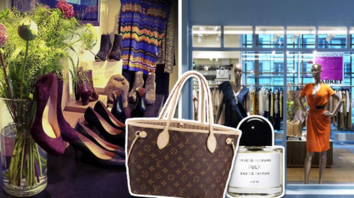 4caa7861c57b Stockholm shopping: Tips på bästa butikerna & galleriorna | Allt om Resor