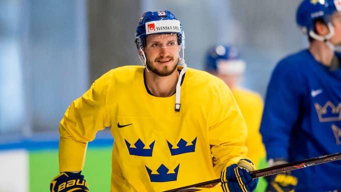 Oliver Ekman Larsson Foto: LUDVIG THUNMAN / BILDBYRÅN