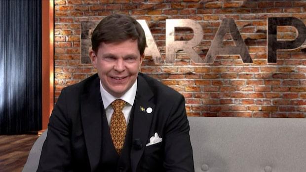 Bara Politik: 16 januari - Intervju med talmannen Andreas Norlén