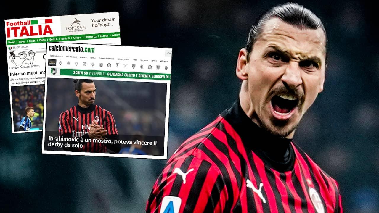"""""""Ett monster – Zlatans enda gräns är himlen"""""""