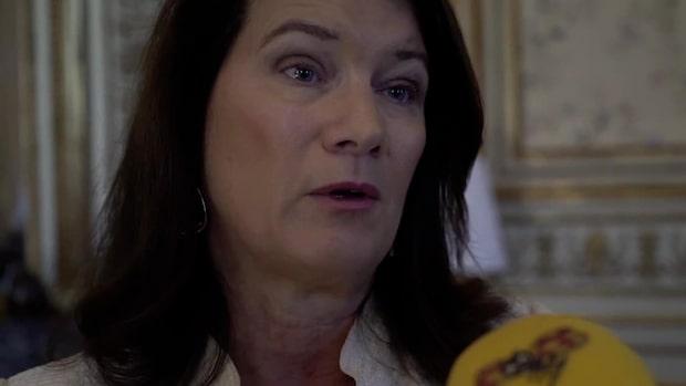 Ann Linde: Det här är största problemet med Trumps utrikespolitik
