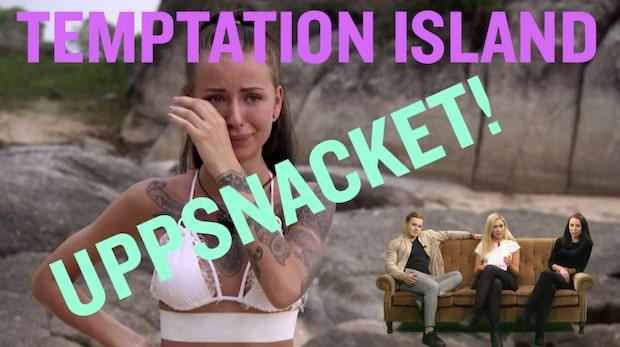 Temptation Island: Akut till sjukhus – okända skadan efter inspelningen