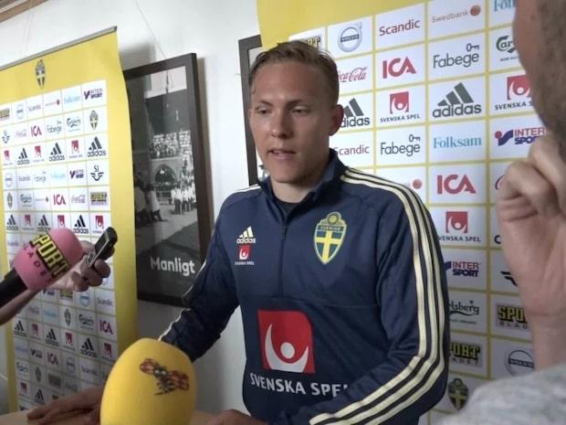 """Augustinsson: """"Har varit några tveksamma grejer"""""""