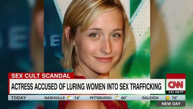 Skådespelare arresterad — ska ha rekryterat sexslavar