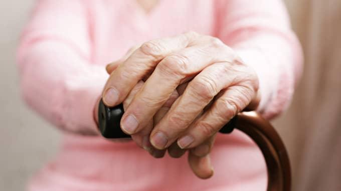 Under den senaste veckan anmäldes 42 äldrebrott bara i två av länen i landet. Foto: SHUTTERSTOCK