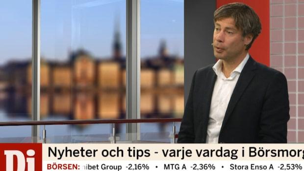 Jan Glevén om börsdagen