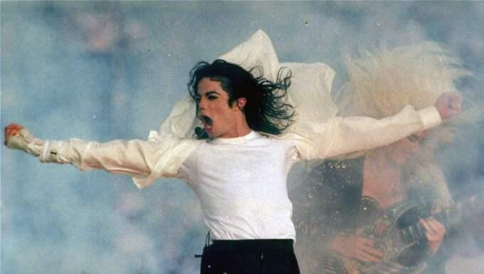 Michael Jackson. Foto: Rusty Kennedy